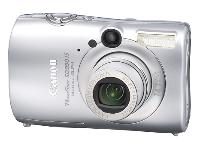 Canon PowerShot SD990 IS Silver Digital Camera