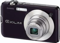 Casio Exilim EX-S10 Black Digital Camera