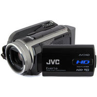 JVC Everio GZ-HD40 120 GB AVCHD High Definition Camcorder