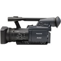 Panasonic Pro AG-HPX170 3CCD P2 High-Definition Camcorder