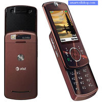 Motorola Z9 Burgundy Cell Phone