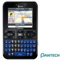 Pantech C530 Slate Black Cell Phone