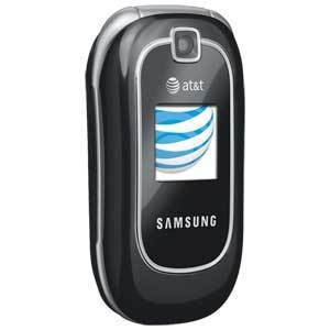 Samsung SGH-a237 Cell Phone - Black
