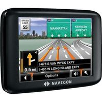 Navigon 2000S 3.5\'\' Portable GPS