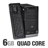 HP (Hewlett-Packard) a6650f Desktop
