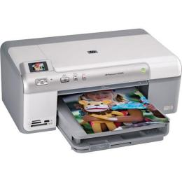 HP (Hewlett-Packard) Photosmart D5460 Inkjet Printer