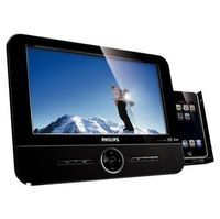 "Philips DCP851 Portable 8.5"" DVD Player"