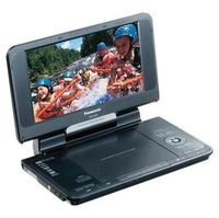 "Panasonic DVD-LS83 Portable 8.5"" DVD Player"
