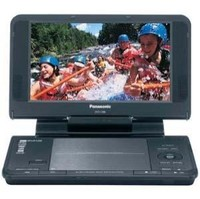 "Panasonic DVD-LS86 Portable 8.5"" DVD Player"