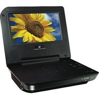 GPX PD708B Portable DVD Player