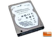 Seagate Momentus 7200.4 500GB Hard Drive