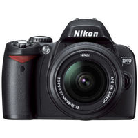 Nikon D40 SLR Digital Camera Kit