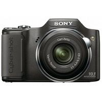 Sony Cyber-shot DSC-H20/B Black Digital Camera