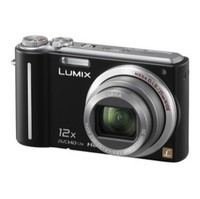 Panasonic Lumix DMC-ZS3K Black Digital Camera