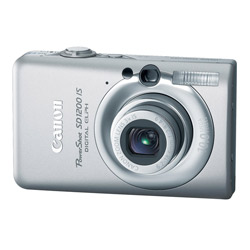 Canon PowerShot SD1200 IS Digital Camera