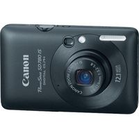 Canon PowerShot SD780 IS Black Digital Camera