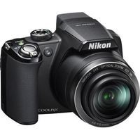 Nikon Coolpix P90 Black Digital Camera