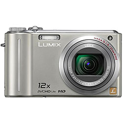 Panasonic DMC-ZS3 Silver Digital Camera