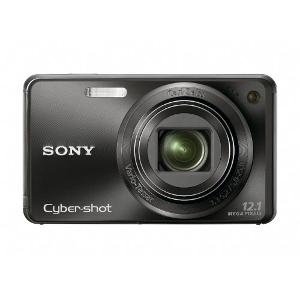 Sony DSC-W290 Cyber-shot Black Digital Camera