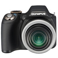 Olympus SP-590UZ Black Digital Camera
