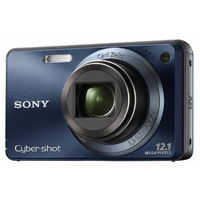 Sony Cyber-shot W290 Blue Digital Camera