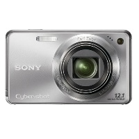Sony Cyber-shot W290 Silver Digital Camera