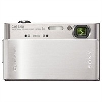 Sony Cybershot DSC-T900 Silver Digital Camera