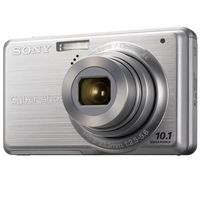 Sony Cyber-shot DSC-S950 Silver Digital Camera