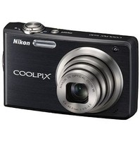 Nikon Coolpix S630 Black Digital Camera