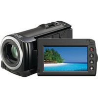 Sony HDR-CX100/R Red 8GB Hard Drive/Memory Stick PRO Duo HD Camcorder