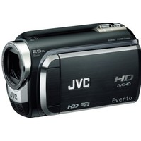 JVC GZ-HD300 Everio 60GB Hard Drive HD Camcorder