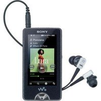 Sony NWZ-X1051FBSMP Portable Digital Music Player 16GB