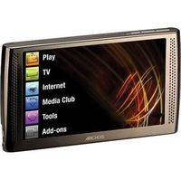 Archos 7 160GB Black MP3 Player