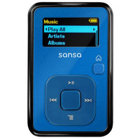 SanDisk Sansa Clip+ 4GB MP3 Player