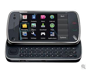 Nokia N97 Black Smartphone