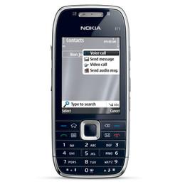 Nokia E75 Black Smartphone