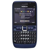 Nokia E63 Blue Smartphone