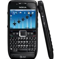 Nokia E71x Black Smartphone