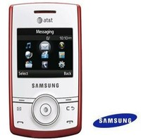 Samsung SGH-a767 Propel Red Cell Phone