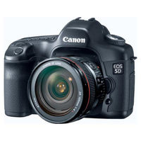 Canon EOS 5D Mark II Black SLR Digital Camera