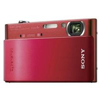 Sony Cyber-shot DSC-T900 Red Digital Camera
