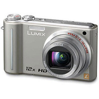 Panasonic Lumix DMC-ZS1S Silver Digital Camera