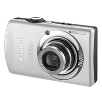 Canon Powershot SD880 IS Silver Digital Camera