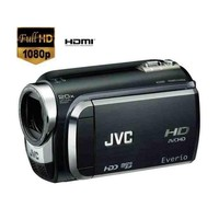 JVC Everio GZ-HD320 microSD SDHC Camcorder