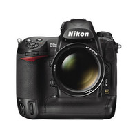 Nikon D3X Black SLR Digital Camera Body Only