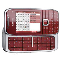 Nokia E75 Red Cell Phone