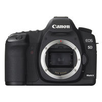 Canon EOS 5D Mark II Black