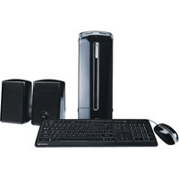 Gateway SX2800-01 Mini-Tower Desktop  2 33GHz Intel Core 2 Quad Q8200  4GB DDR3  640GB HDD  DVD  RW DL  Windows Vista Home Premium 64-bit