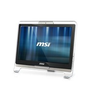 MSI Wind Top AE1900-10SUS Desktop  1 6GHz Intel Atom 330  2GB DDR2  250GB HDD  DVD  RW DL  Windows Vista Home Basic  18 5  LCD