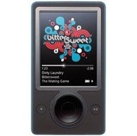 Microsoft Zune 30GB Media Player - Black